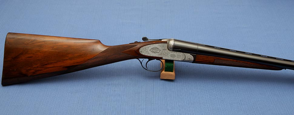 """, author of """"Modern Engravings Real Book,"""" Pedersoli was with Beretta"""